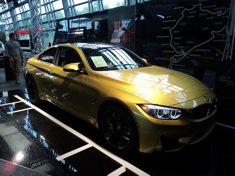 BMW Welt museum i München 2015 billede 434