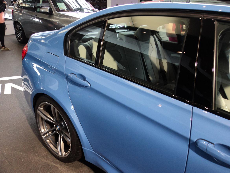 BMW Welt museum i München 2015 billede 440