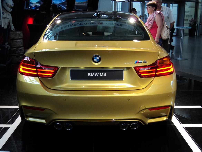 BMW Welt museum i München 2015 billede 444