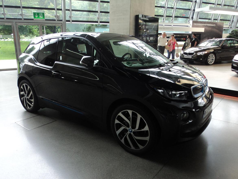 BMW Welt museum i München 2015 billede 451