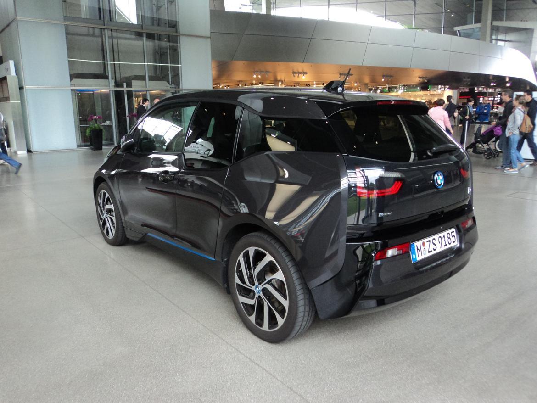 BMW Welt museum i München 2015 billede 455
