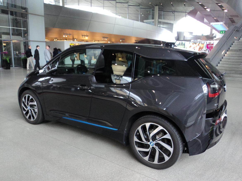 BMW Welt museum i München 2015 billede 456