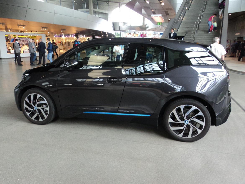 BMW Welt museum i München 2015 billede 457