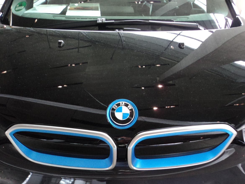 BMW Welt museum i München 2015 billede 458