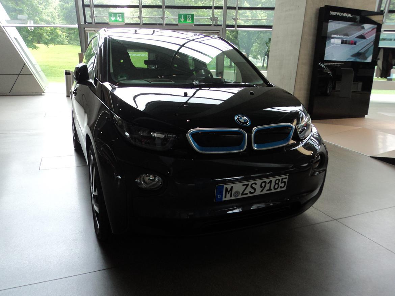 BMW Welt museum i München 2015 billede 459