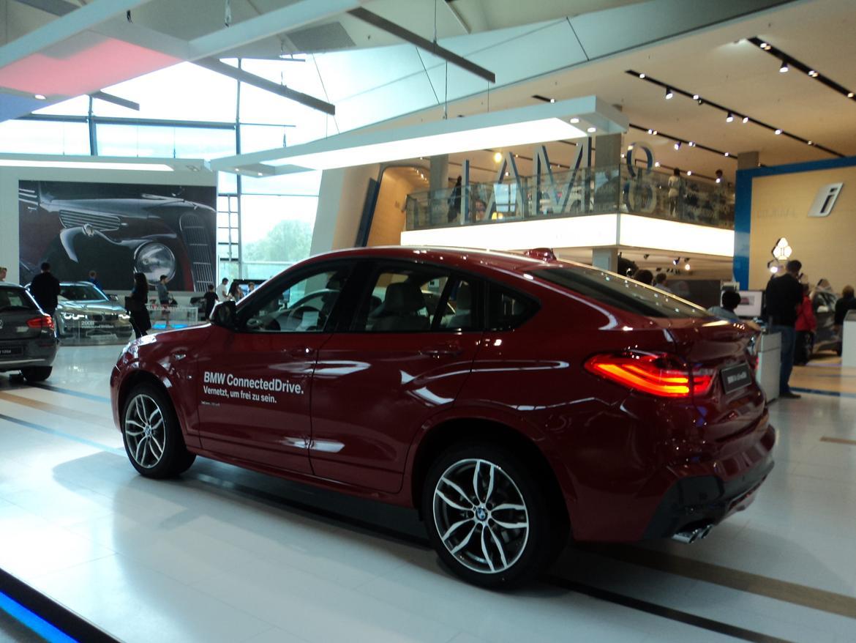BMW Welt museum i München 2015 billede 466