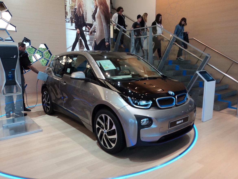 BMW Welt museum i München 2015 billede 469