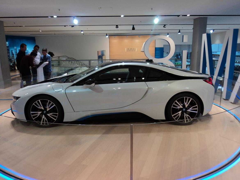 BMW Welt museum i München 2015 billede 474