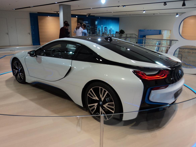 BMW Welt museum i München 2015 billede 477