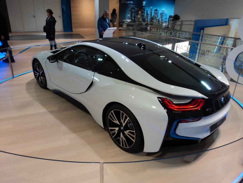 BMW Welt museum i München 2015 billede 479