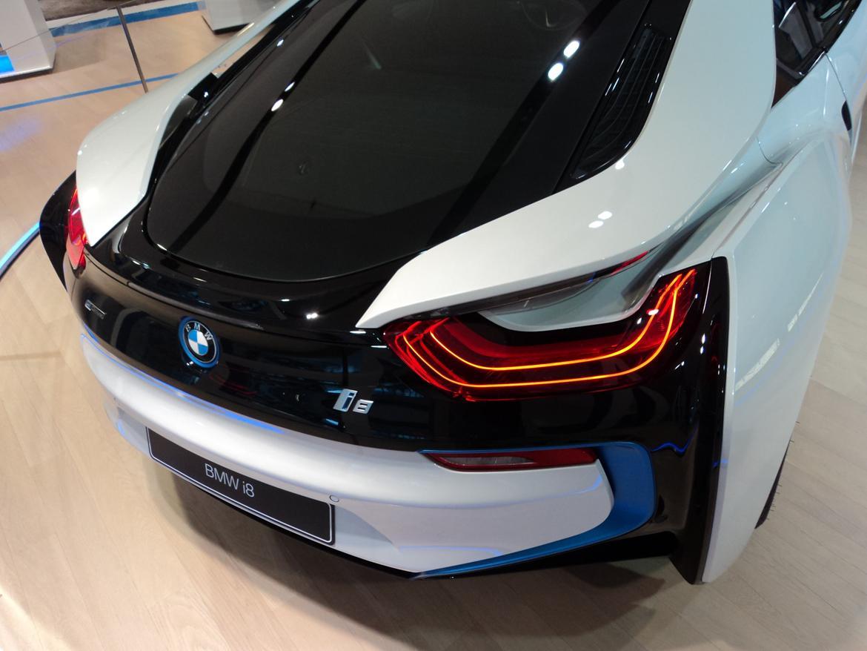 BMW Welt museum i München 2015 billede 481