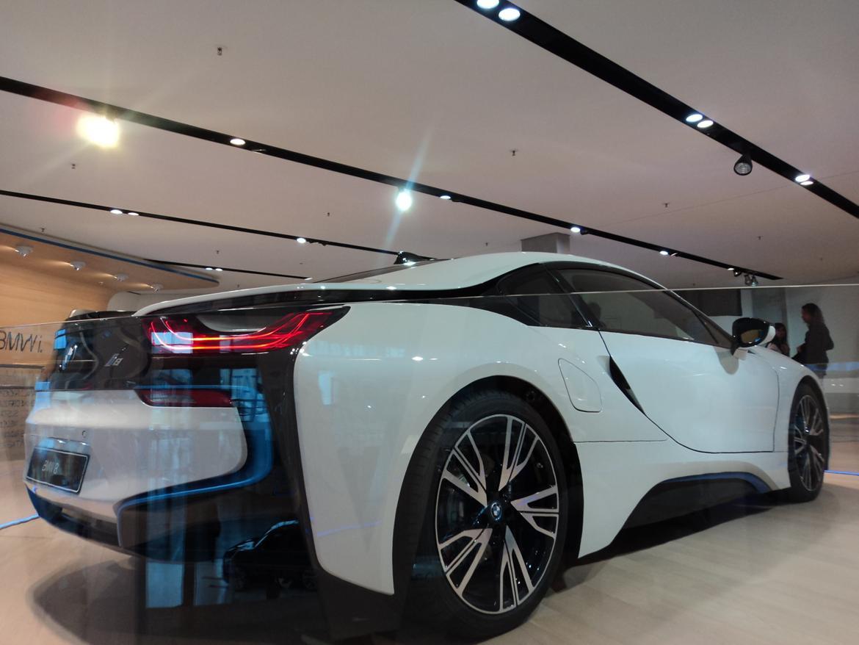 BMW Welt museum i München 2015 billede 483