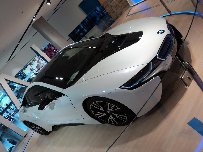 BMW Welt museum i München 2015 billede 486