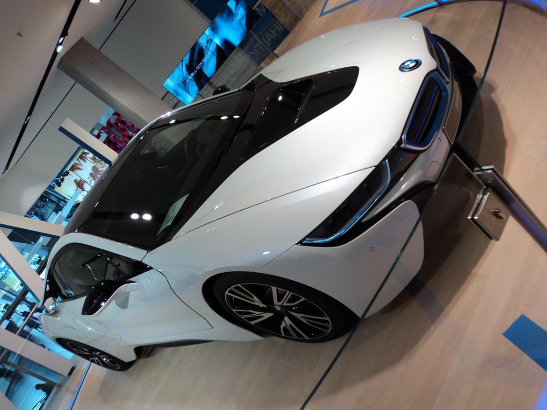 BMW Welt museum i München 2015 billede 487