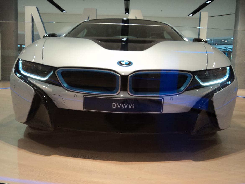 BMW Welt museum i München 2015 billede 489