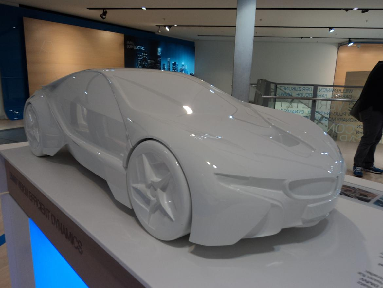 BMW Welt museum i München 2015 billede 492