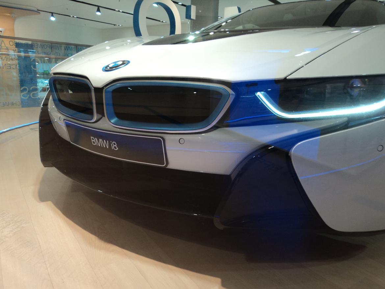 BMW Welt museum i München 2015 billede 494