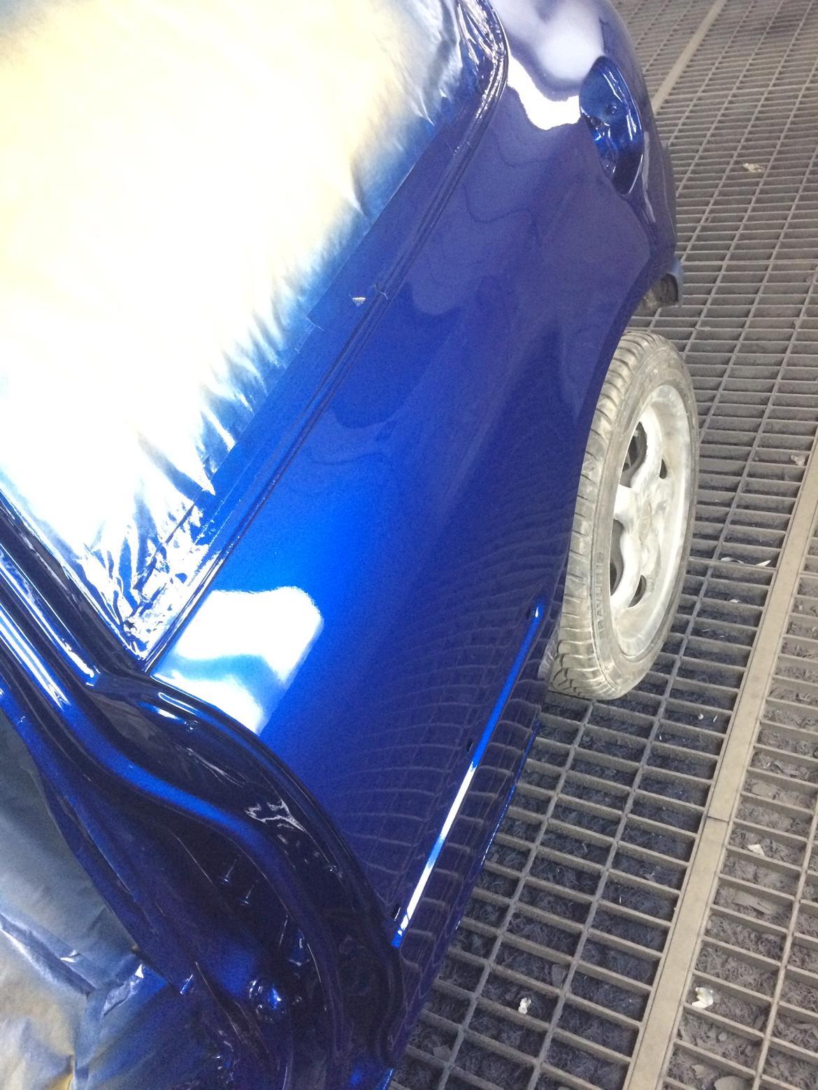 HONDA CIVIC EG6 renovering billede 45