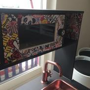 Ungernes IKEA køkken
