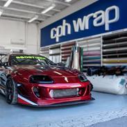 Jocks - Drift design på Toyota Supra