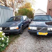 Volvo 940 2,3 16v GLT 1991 manuel 89.000km 99%Rustfri