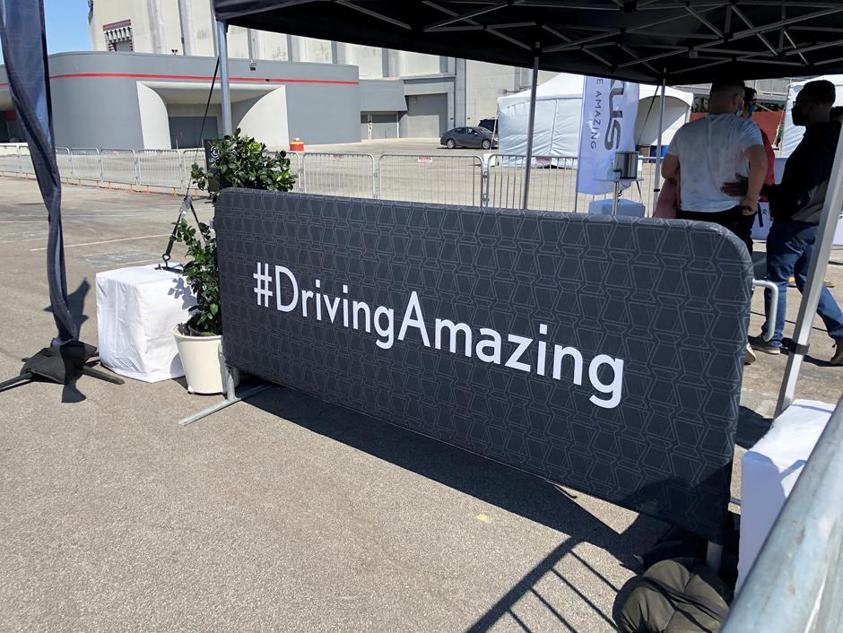 Lexus Driving Amazing