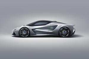 Lotus Evija - Verdens kraftigste produktionsbil!