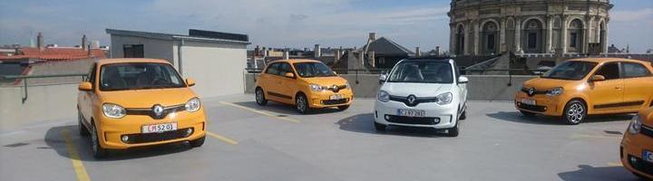 Test: Renault Twingo - Smart, praktisk bybil?