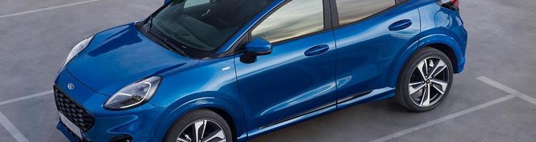 Ford PUMA er tilbage - og Audi Q7