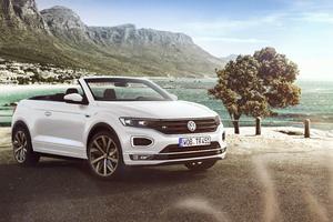 VW T-ROC Cabriolet - en åben T-Roc?