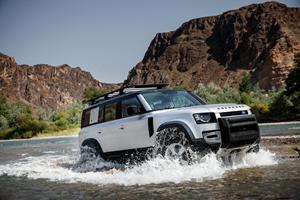 Land Rover Defender - et ikon er genfødt