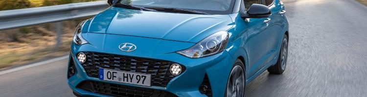 Hyundai i10 - største i klassen, men bedste ?