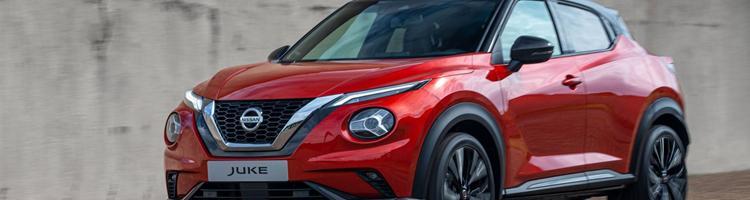 Nissan Juke og Lamborghini Sian -V12 og Hybrid!