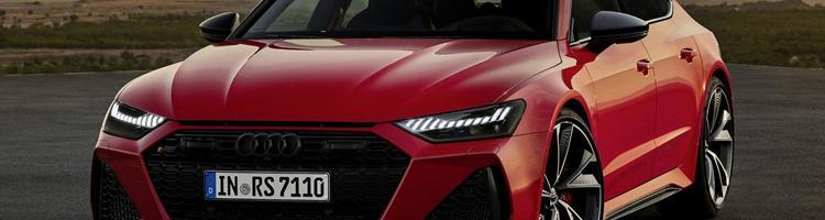 Audi RS7 - sigter imod Mercedes, BMW og Porsche