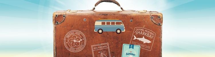 3 destinationer til efterårets bilferie