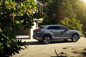 VW Atlas Cross Sport og Isuzu D-Max