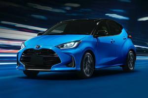 Toyota Yaris 2020 - Kan den virkelig være så flot?