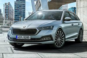 Skoda Octavia 2020 - Den populære familiebil er tilbag...