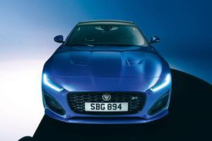 Jaguar F-Type - Samme bil, ny klæder