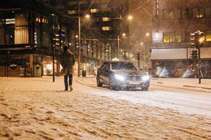 Frost, sne og slud? Forbered din bil på vinteren