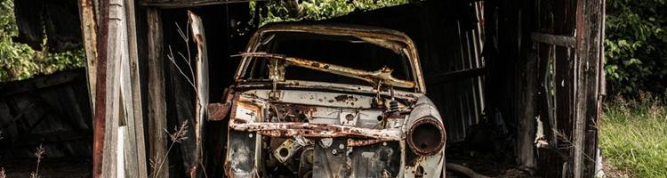 Spar penge i forbindelse med skrotningen af bilen