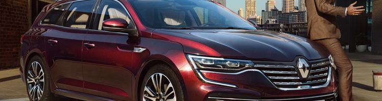 Renault Talisman - En værdig modstander til VW Passat