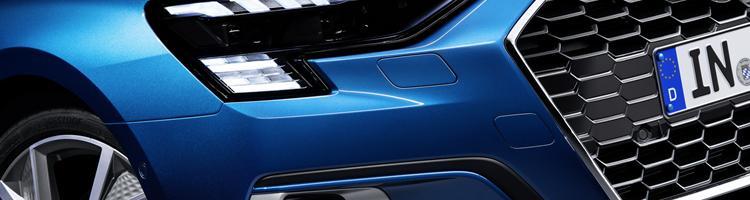 Audi A3 2020, Mclaren 765LT og Porsche Turbo