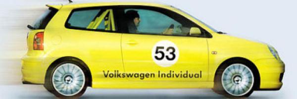 Femcylinder, ingen bagsæder og 180 hk. Glemte Polo GTI