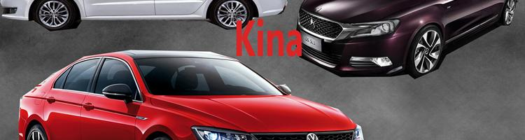 De kinesiske biler og lidt historie.