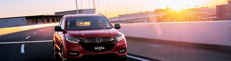 Kia Sportage 2018, den vi ikke får og F/l Honda HR-V