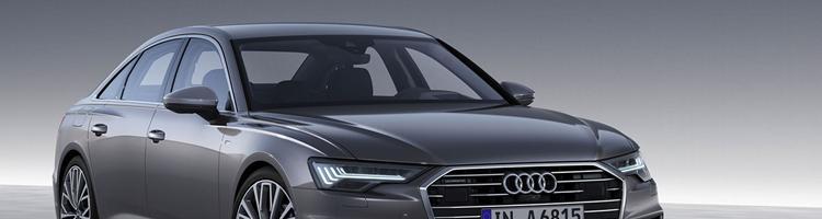 Audi A6 2018 - en mini A8'er som skræmmer 5-serien væk...