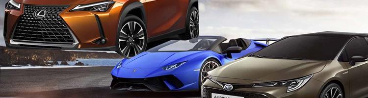 De store nyheder fra Geneva Motorshow