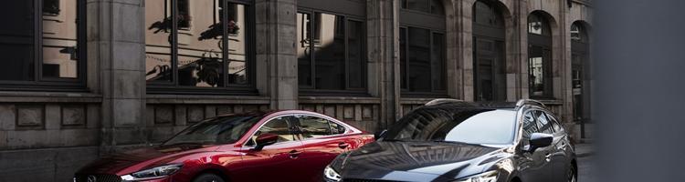 Mazda opdatere deres 6'er for Europa