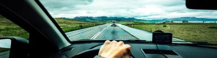 Tre ting du kan gøre, samtidig med at du kører bil